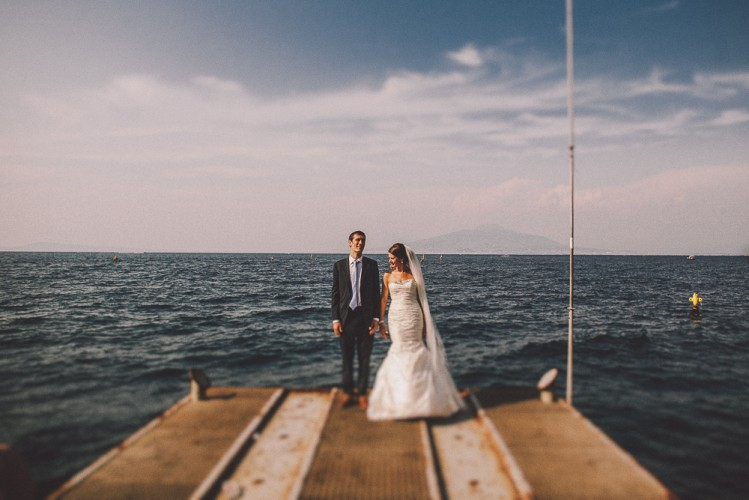 WEDDING IN SORRENTO, AMALFI COAST | TANYA & DANIEL