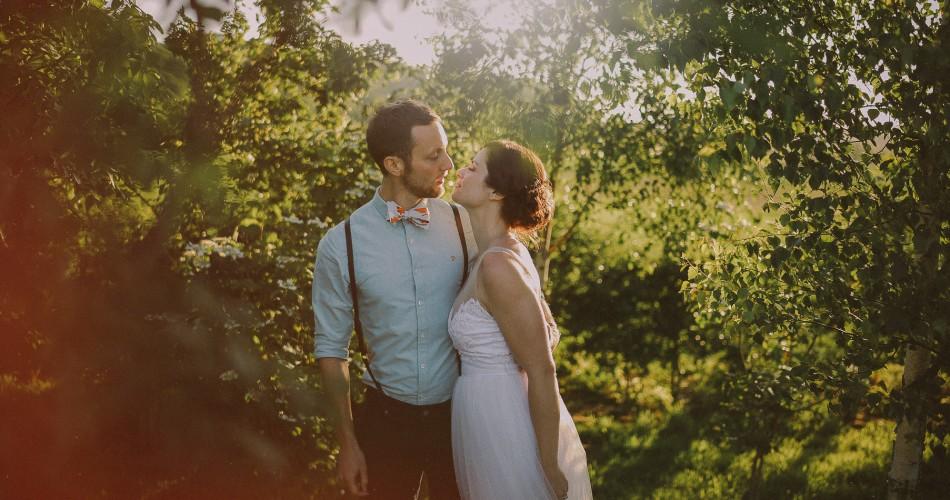 VICTORIA & RUSSELL | DIY BARN WEDDING IN UK | SOMERSET